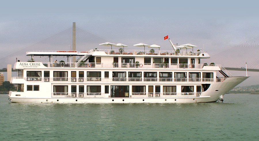 Alisa Cruise, Ha long bay Cruises, Alisa Cruise, Ha long bay 02