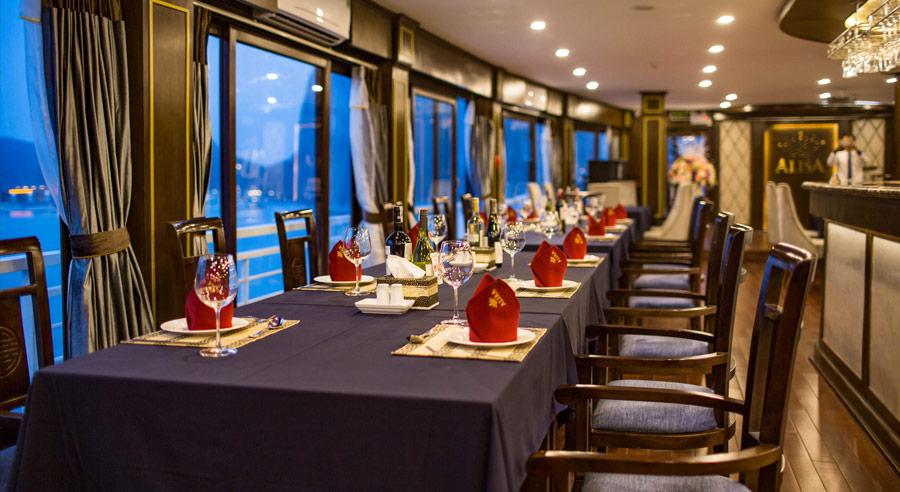 Alisa Cruise, Ha long bay Cruises, Alisa Cruise, Ha long bay 13