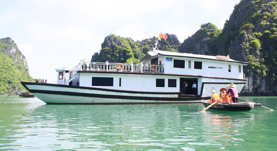 Amira Cruise , Bai tu long Cruises, Amira Cruise, Bai tu long 11