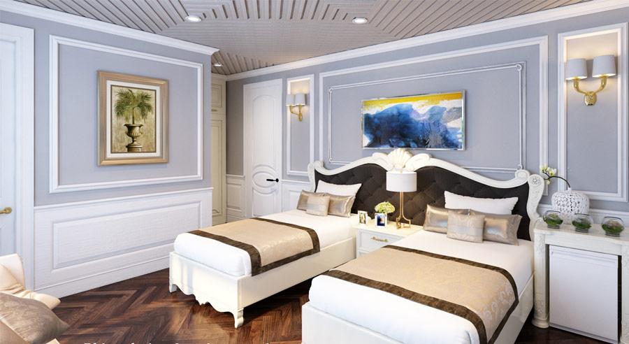 Ancora Cruise, Ha long bay Cruises,Ancora Cruise,Ha long bay 09