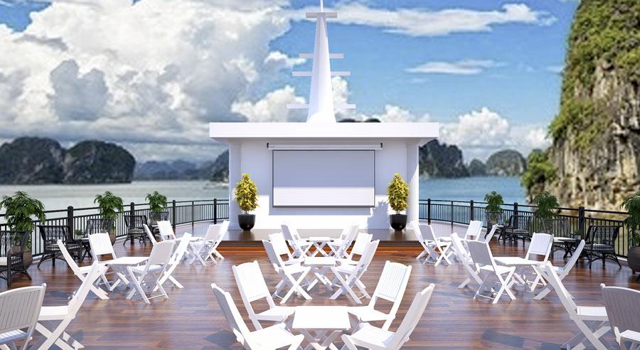 Ancora Cruise, Ha long bay Cruises,Ancora Cruise,Ha long bay 17