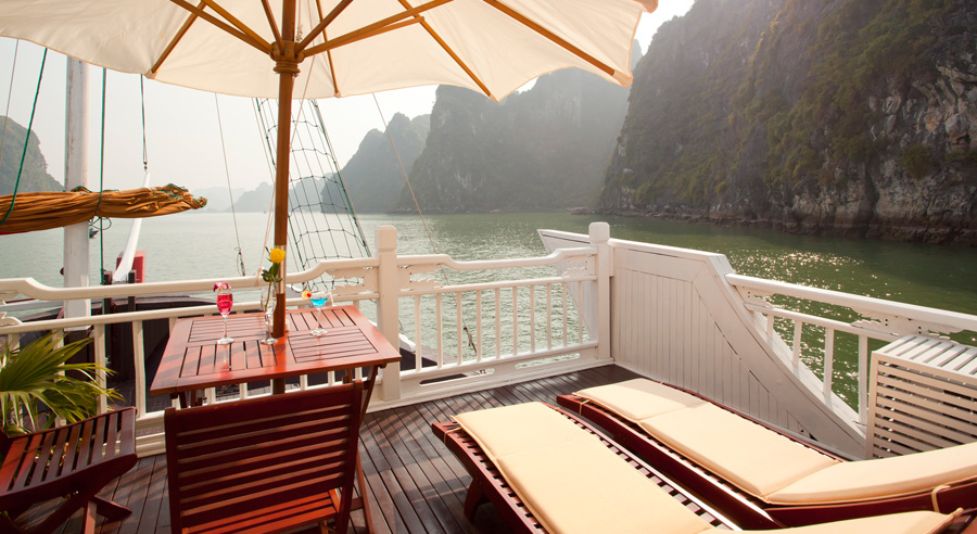 Aphrodite Cruise, Ha long bay Cruises, Aphrodite Cruise, Ha long Bay 08