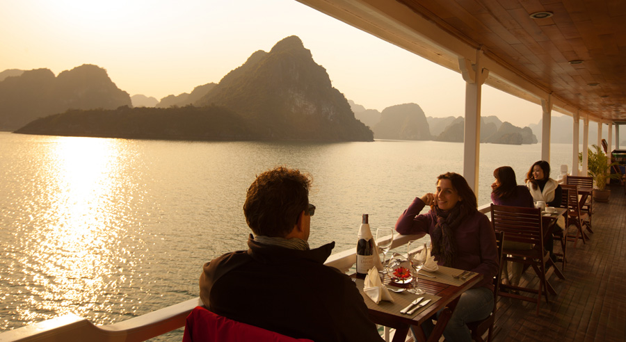Aphrodite Cruise, Ha long bay Cruises, Aphrodite Cruise, Ha long Bay 12