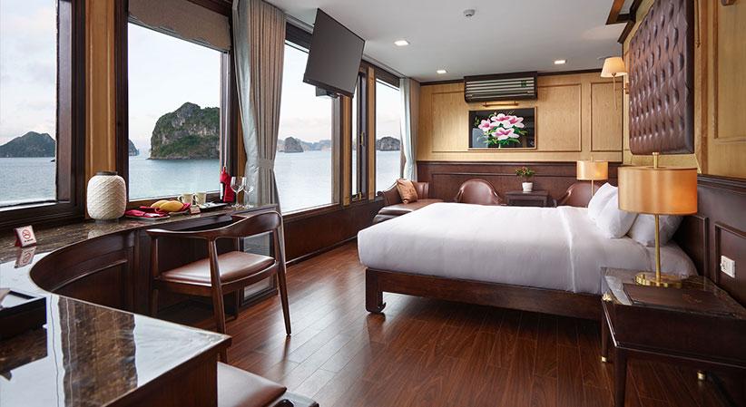 Azalea Cruise, Lan ha bay Cruises, Azalea Cruise, Lan ha bay 16