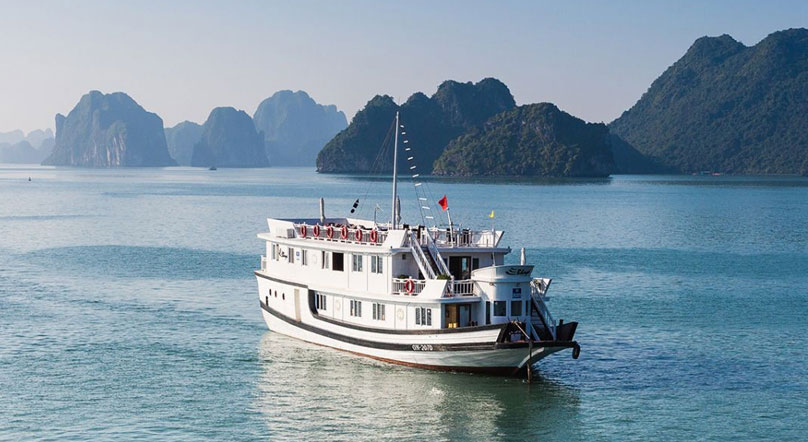 Bhaya Premium Cruise, Ha long bay Cruises,Bhaya Premium Cruise, Ha long bay 02