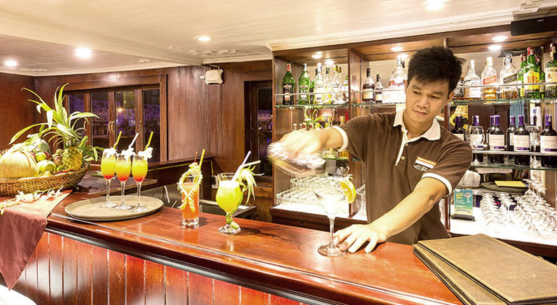 Bhaya Premium Cruise, Ha long bay Cruises,Bhaya Premium Cruise, Ha long bay 10