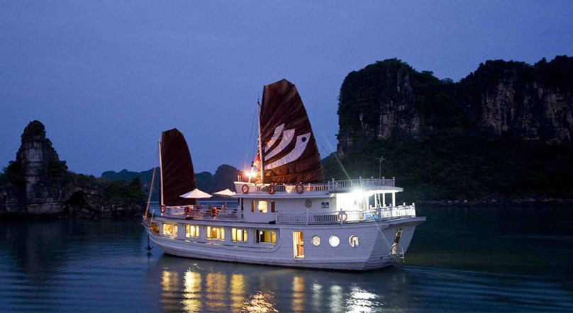 Bhaya Premium Cruise, Ha long bay Cruises,Bhaya Premium Cruise, Ha long bay 12