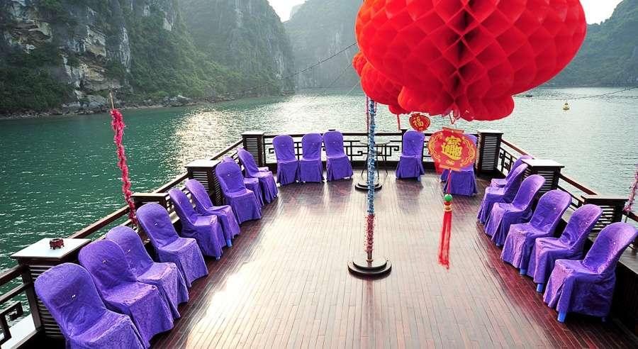 Calypso Cruise , Bai tu long Cruises, Calypso Cruise, Bai tu long 09