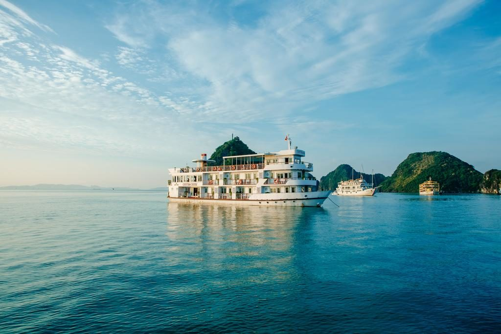 Cristina Diamond halong Bay, Cristina Diamond Cruise, Bai tu long Cruises, Cristina Diamond Cruise Bai tu long 12