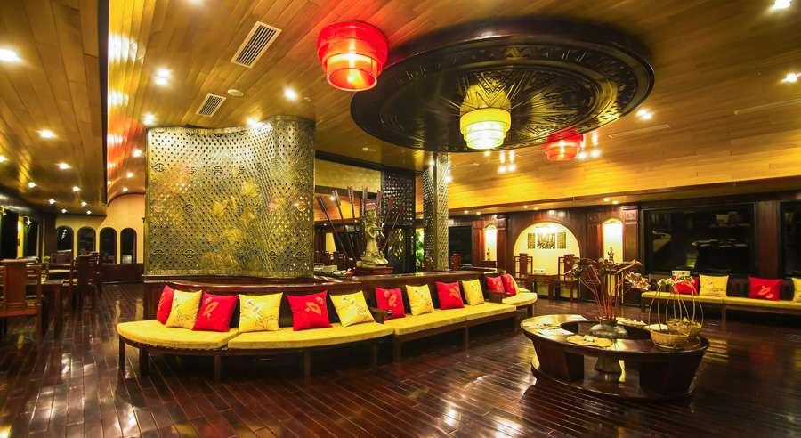 Dragon Legend Cruise, Bai tu long Cruises, Dragon Legend Cruise, Bai tu long 03