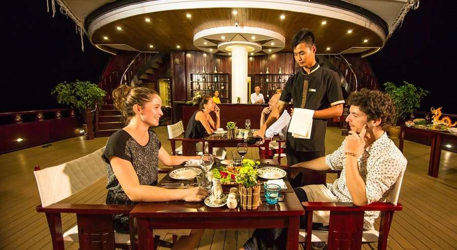 Dragon Legend Cruise, Bai tu long Cruises, Dragon Legend Cruise, Bai tu long 05