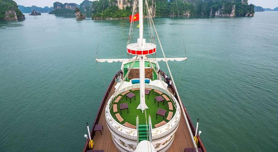 Dragon Legend Cruise, Bai tu long Cruises, Dragon Legend Cruise, Bai tu long 10