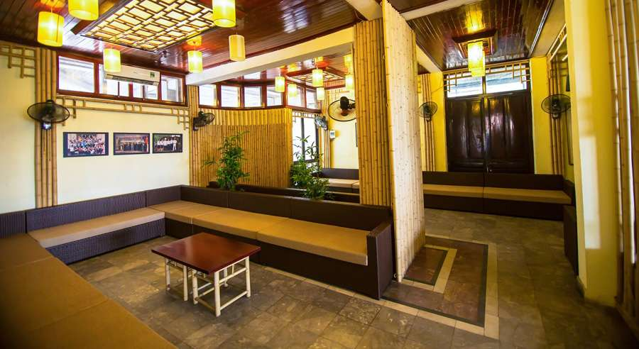 Dragon Legend Cruise, Bai tu long Cruises, Dragon Legend Cruise, Bai tu long 11