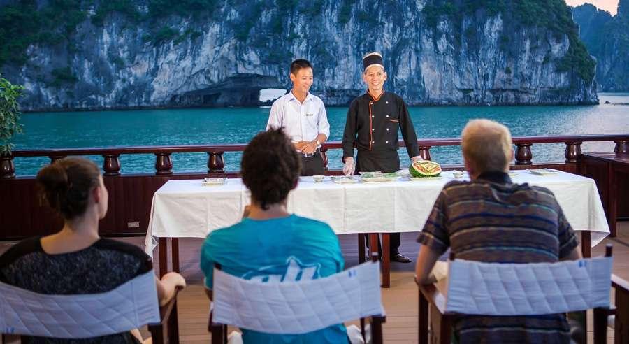 Dragon Legend Cruise, Bai tu long Cruises, Dragon Legend Cruise, Bai tu long 12