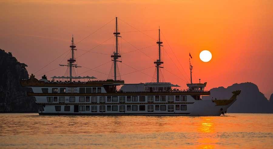 Dragon Legend Cruise, Bai tu long Cruises, Dragon Legend Cruise, Bai tu long 16