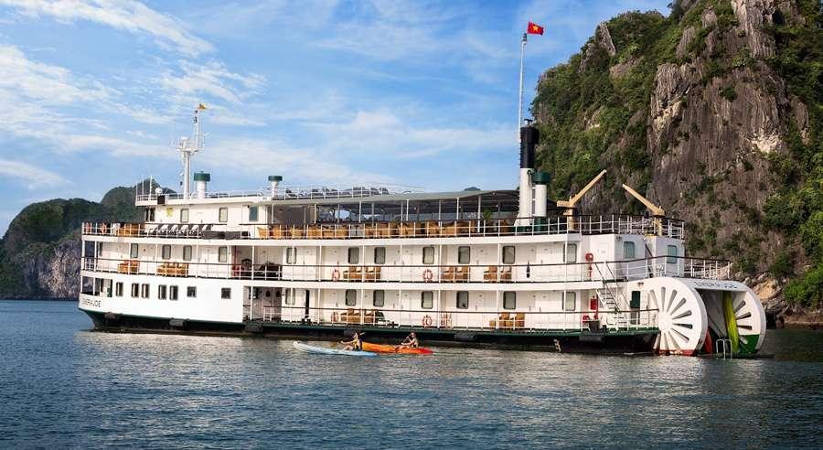 Emeraude Cruise, Ha long bay Cruises,Emeraude Cruise,Ha long bay 02
