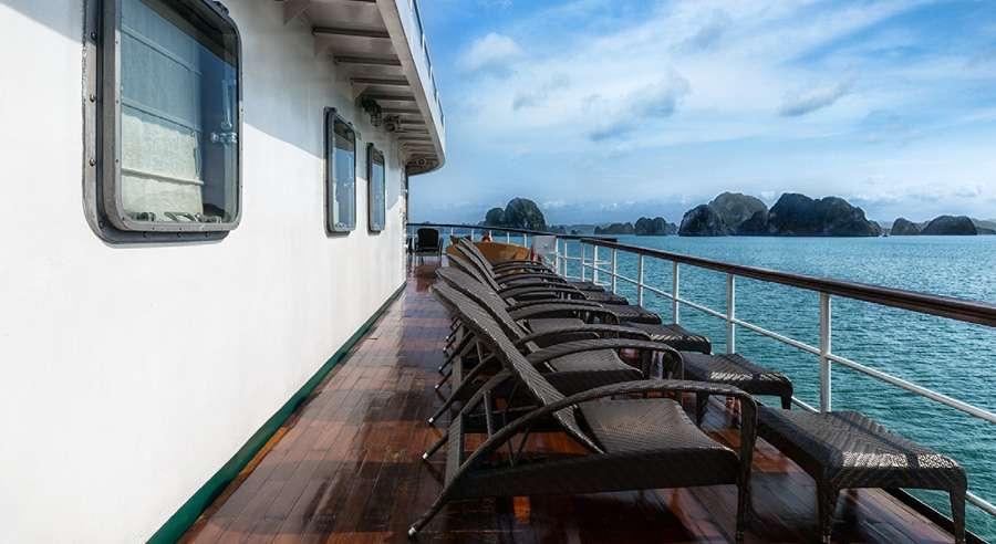 Emeraude Cruise, Ha long bay Cruises,Emeraude Cruise,Ha long bay 10
