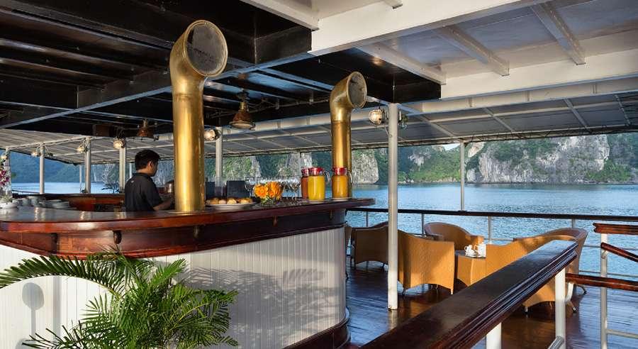 Emeraude Cruise, Ha long bay Cruises,Emeraude Cruise,Ha long bay 13
