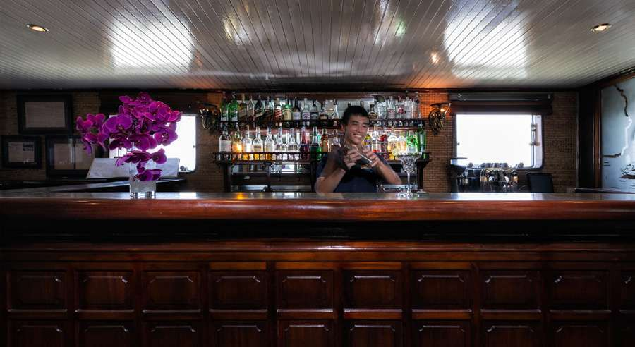 Emeraude Cruise, Ha long bay Cruises,Emeraude Cruise,Ha long bay 18