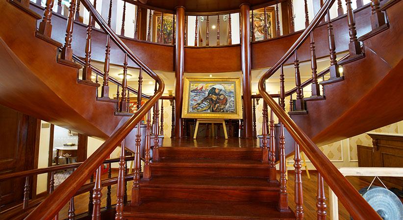 Emperor Cruise, Bai tu long Cruises,Emperor Cruise,Bai tu long 02