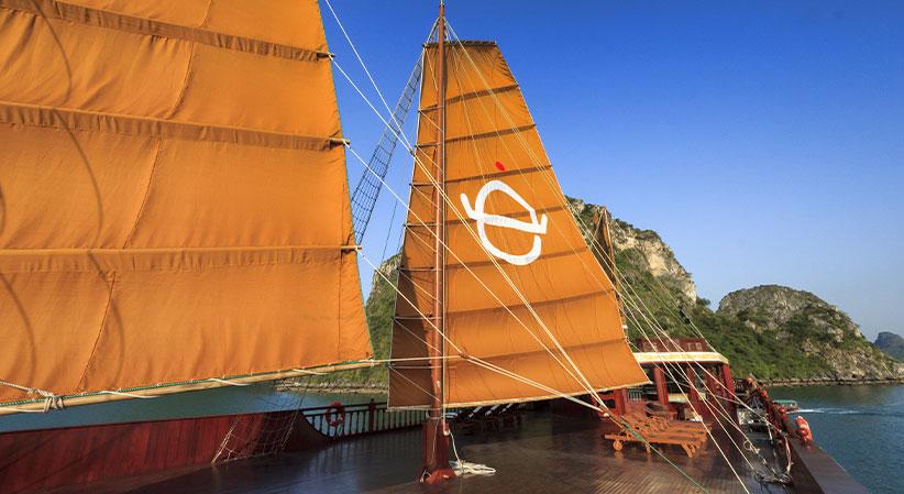 Emperor Cruise, Bai tu long Cruises,Emperor Cruise,Bai tu long 03
