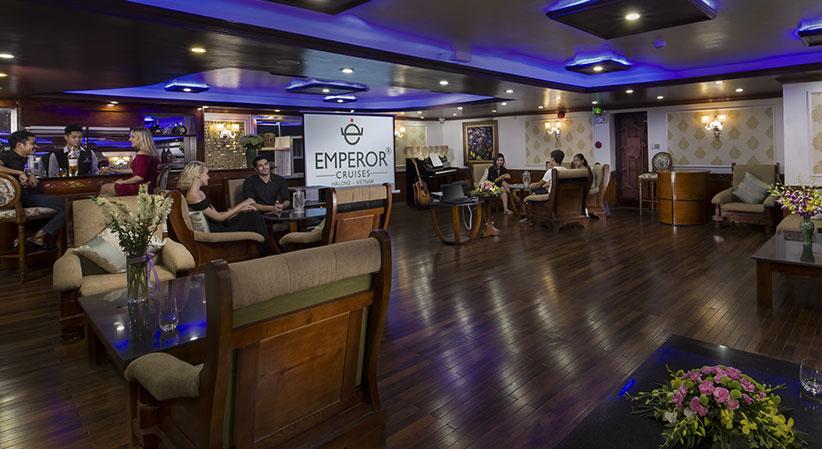 Emperor Cruise, Bai tu long Cruises,Emperor Cruise,Bai tu long 08