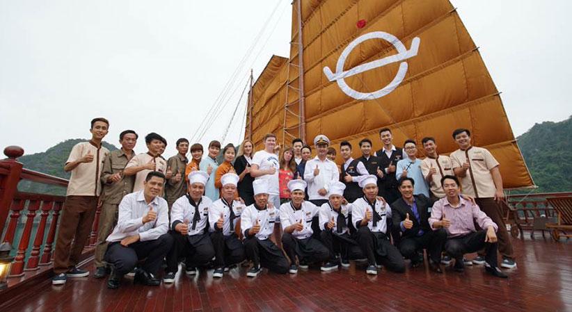 Emperor Cruise, Bai tu long Cruises,Emperor Cruise,Bai tu long 10