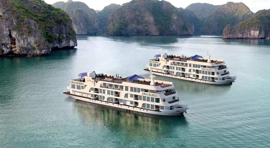 Era Cruise, Lan ha bay Cruises, Era Cruise, Lan ha bay 01