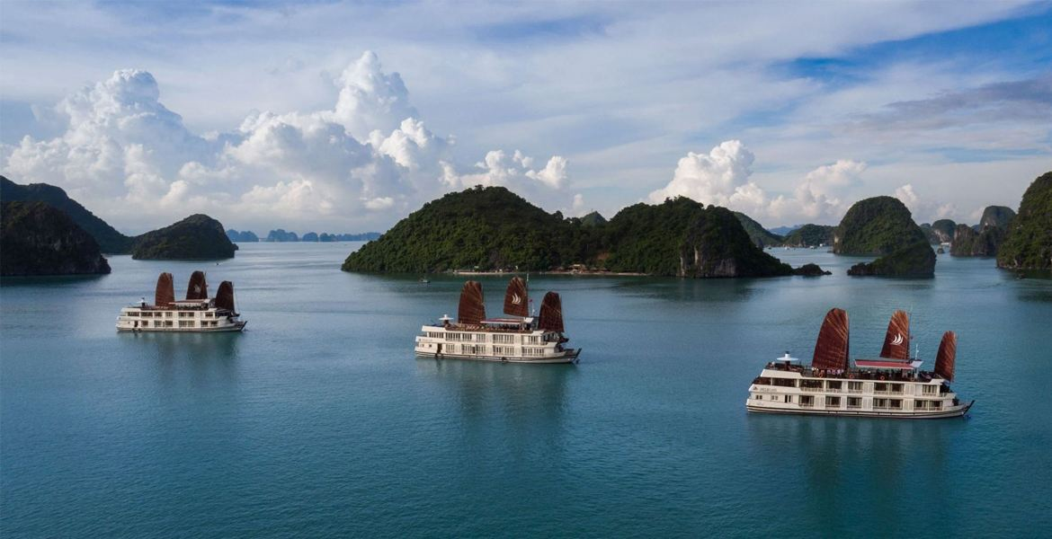Glory Legend Cruise, Ha long bay Cruises, Glory Legend Cruise Cruise Ha Long Bay 01
