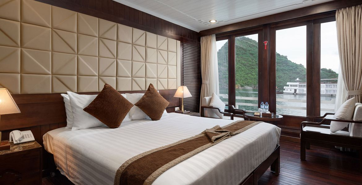 Glory Legend Cruise, Ha long bay Cruises, Glory Legend Cruise Cruise Ha Long Bay 04