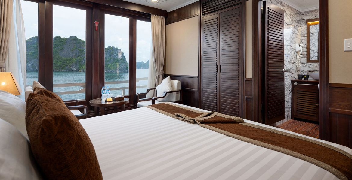 Glory Legend Cruise, Ha long bay Cruises, Glory Legend Cruise Cruise Ha Long Bay 05