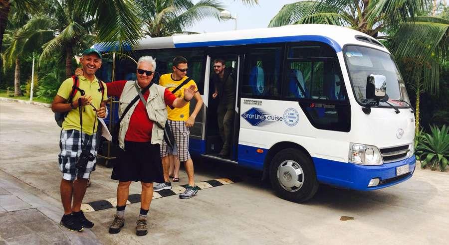Gray line Cruise , Ha long bay Cruises, Gray line Cruise, Ha long bay 06