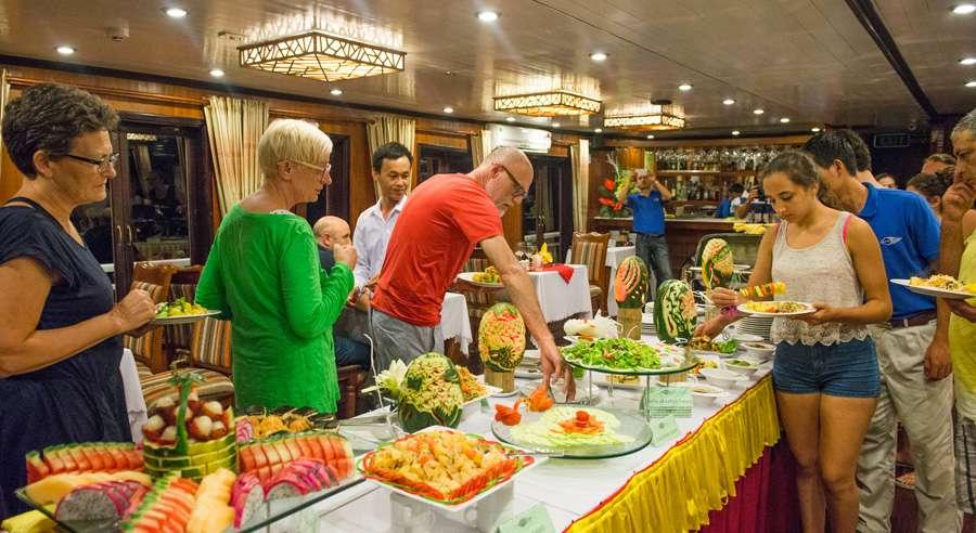 Gray line Cruise , Ha long bay Cruises, Gray line Cruise, Ha long bay 12