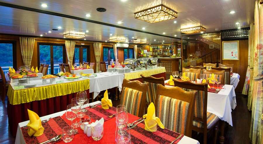 Gray line Cruise , Ha long bay Cruises, Gray line Cruise, Ha long bay 14