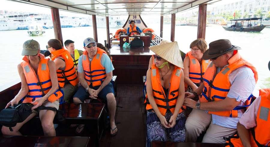 Gray line Cruise , Ha long bay Cruises, Gray line Cruise, Ha long bay 17