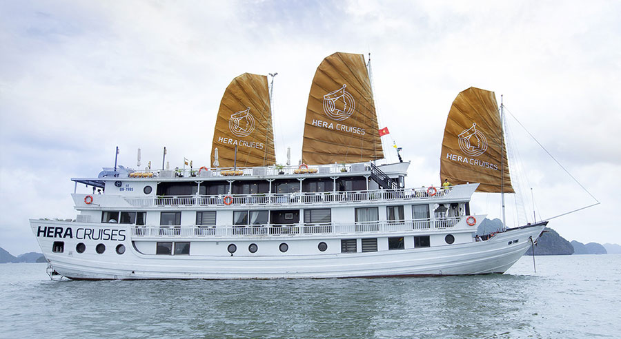 Hera Cruise, Ha long bay Cruises, Hera Cruise, Ha long bay 18