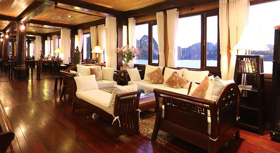 Jasmine Cruise , Ha long bay Cruises,Jasmine Cruise, Ha long bay 08
