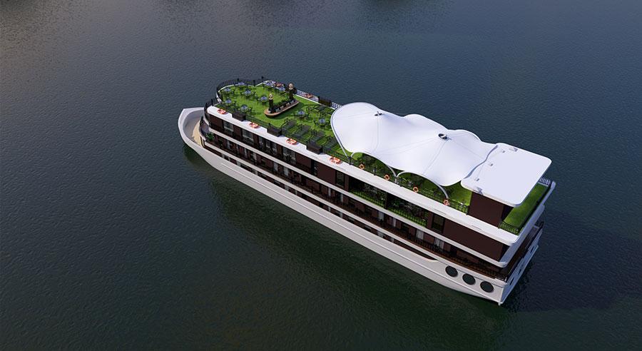 Margaret Cruise, Ha long bay Cruises, Margaret Cruise, Ha long Bay 03