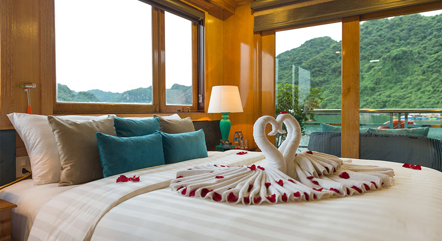 Maya Cruise , Lan ha bay Cruises, Maya Cruise, Lan ha bay 10