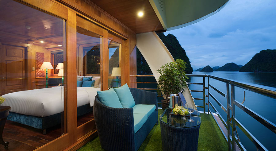 Maya Cruise , Lan ha bay Cruises, Maya Cruise, Lan ha bay 14