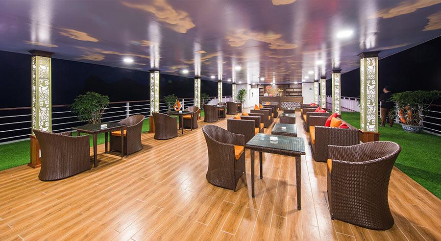 Mon Cheri Cruise, Lan ha bay Cruises, Mon Cheri Cruise, Lan Ha Bay 04