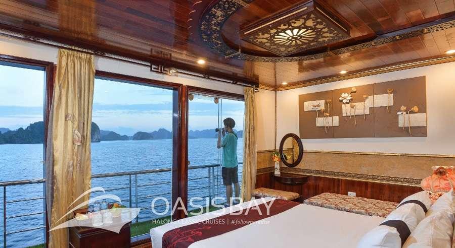 Oasis Bay Cruise , Ha long bay Cruises, Oasis Bay Cruise, Ha long bay 06