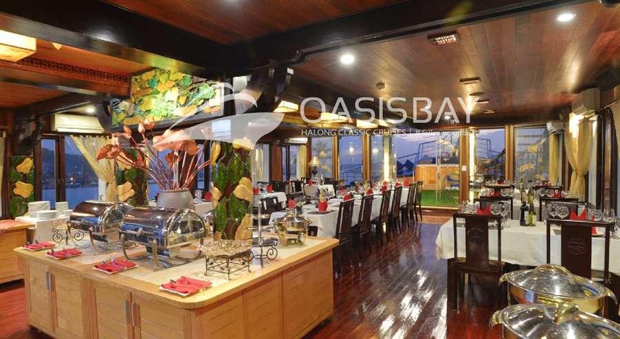 Oasis Bay Cruise , Ha long bay Cruises, Oasis Bay Cruise, Ha long bay 11