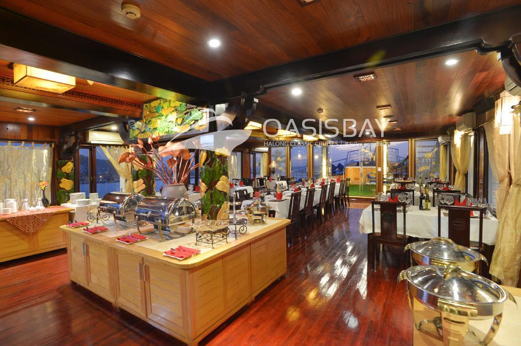 Oasis Bay Cruise , Ha long bay Cruises, Oasis Bay Cruise, Ha long bay 15