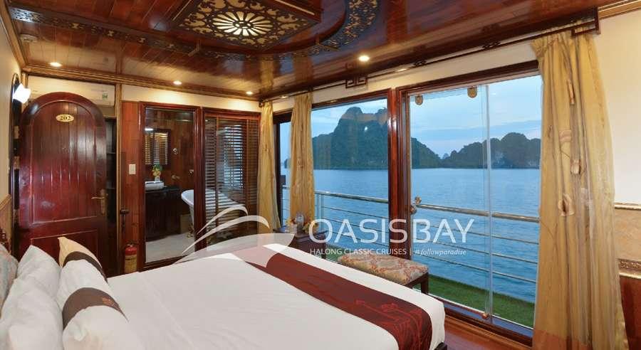 Oasis Bay Cruise , Ha long bay Cruises, Oasis Bay Cruise, Ha long bay 17