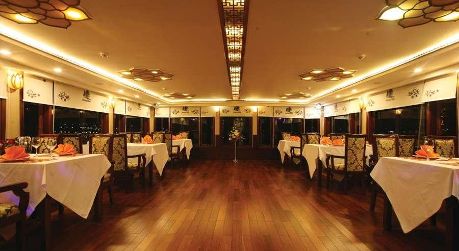 Oriental Sails Cruise, Bai Tu Long Cruises, Oriental Sails Cruise Bai Tu Long 03