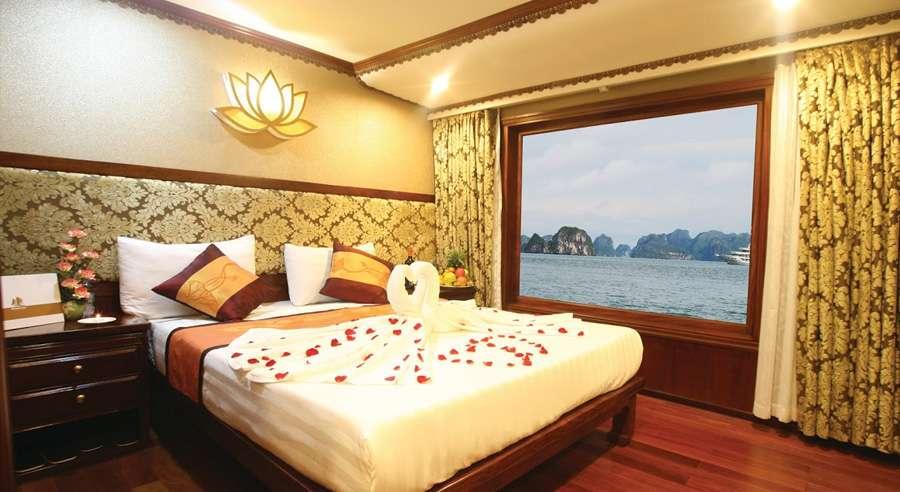 Oriental Sails Cruise, Bai Tu Long Cruises, Oriental Sails Cruise Bai Tu Long 07