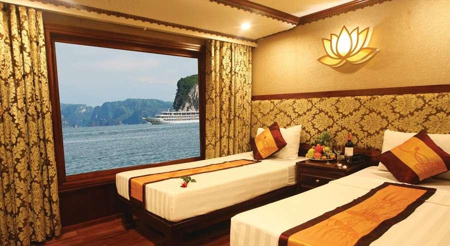 Oriental Sails Cruise, Bai Tu Long Cruises, Oriental Sails Cruise Bai Tu Long 09