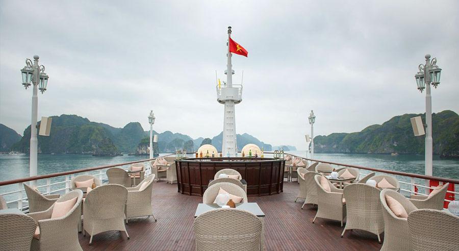Paradise Elegance Cruise, Ha long bay Cruises, Paradise Elegance Cruise, Ha Long Bay 02