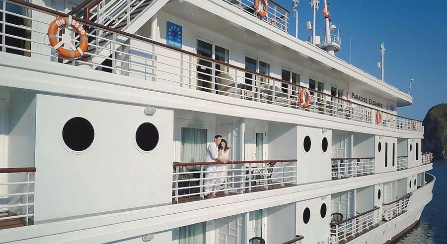 Paradise Elegance Cruise, Ha long bay Cruises, Paradise Elegance Cruise, Ha Long Bay 03